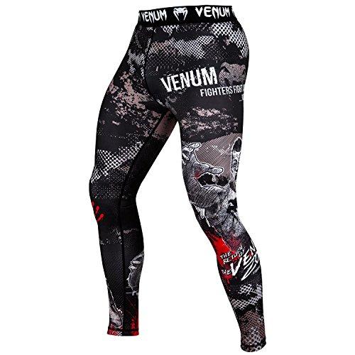VENUM Zombie Return, Pantalone di Compressione Uomo,...