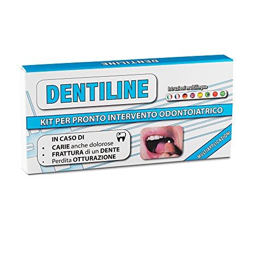 Dentiline - KIT PER PRONTO INTERVENTO ODONTOIATRICO DI...