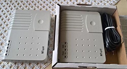 Sphairon NTBA inkl. ASDL-Splitter, NT split, Tischgerät - Sphairon 286001.8;Achtung: Artikel kann nicht von der DTAG ausgetauscht werden by Sphairon