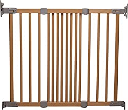 Super Flexible Extending Wooden Safety Gate from BabyDan Danish Design; Made from 100% European Beechwood Super clever gate. The gate will fit inside / outside or Diaganally across the opening thanks to its unique fittings. Simple to build and comes ...