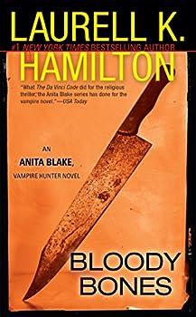Mass Market Paperback Bloody Bones (Anita Blake, Vampire Hunter, Book 5) Book