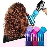 Ondulé Hair Curler -AOLVO Creative Salon Styling Sèche-Cheveux Diffuseur Faire...