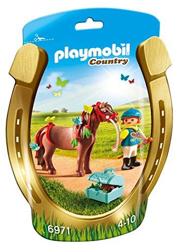 PLAYMOBIL Granja de Ponis Playset (6971)