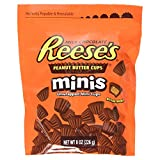 The Hershey Company Reese's Peanut Butter Cups Mini's, 3er Pack (3 x 226 g)