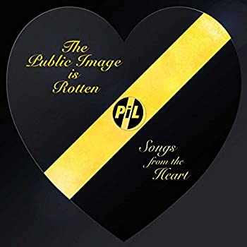 The Public Image Is Rotten  Songs From The Heart  [5 CD/2 DVD Box Set]