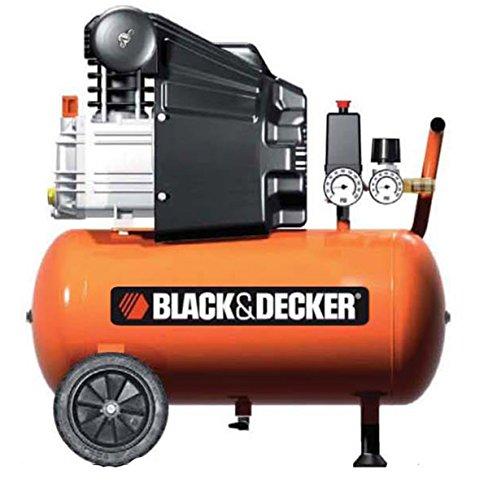 BLACK+DECKER 1798 Compressore con Serbatoio, da 24 L