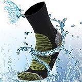 SuMade Waterproof Fishing Socks, Men's Swimming Water Socks for Boat Outdoor Water-Resisting Gift...