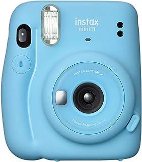 Cámara Instax Mini 11 Azul Cielo