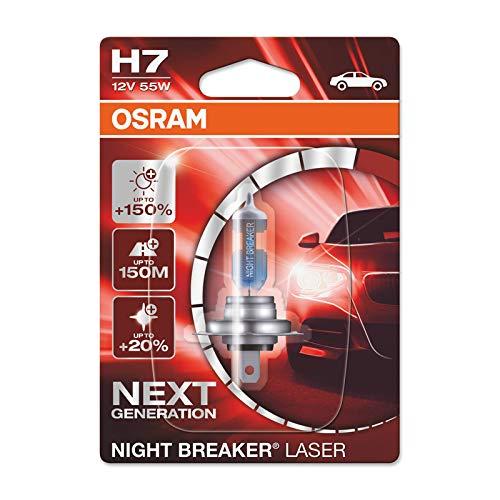 Osram Night Breaker Laser H7 next Gen