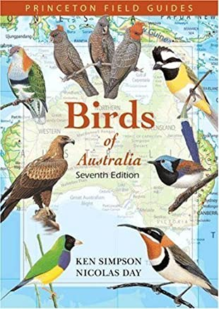 Birds of Australia (Princeton Field Guides) by Ken Simpson (2004-07-26)