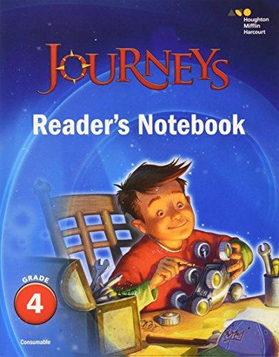 Journeys: Reader's Notebook Grade 4