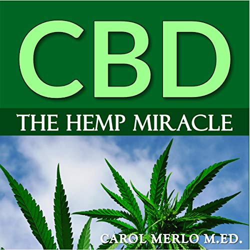 The Hemp Miracle audiobook cover art