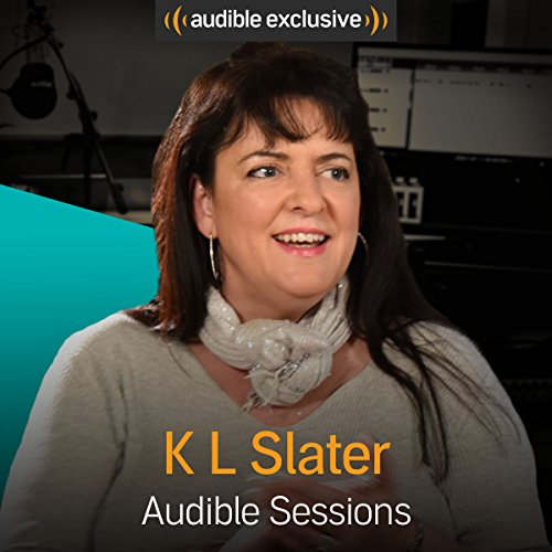 K. L. Slater audiobook cover art