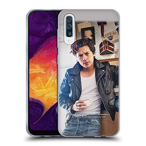 Head Case Designs Officially Licensed Riverdale Jughead Jones 2 Posters Soft Gel Case Compatible with Samsung Galaxy A50/A30s (2019)