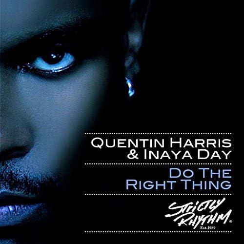 Quentin Harris & Inaya Day
