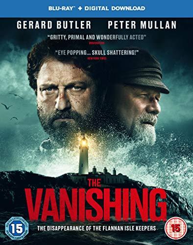The Vanishing [Blu-ray] [2019]