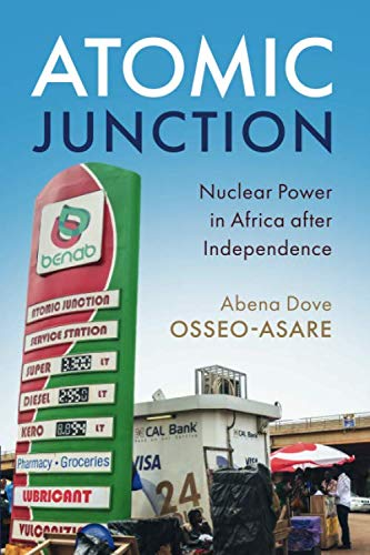 Atomic Junction: Nuclear Power in Africa after Independence by Abena Dove Osseo-Asare