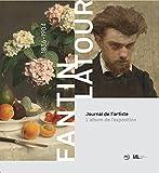Fantin-Latour - Journal de l'artiste - L'album de l'exposition