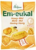 Dr. Soldan Em-eukal Cough Drops Bag, Honey, 2.65 Ounce