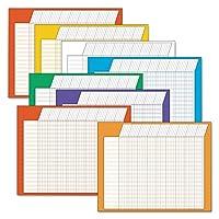 TREND Jumbo Incentive Charts ,CHART,INCENTV,HRZNTL,8/PK
