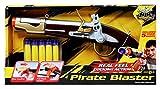 BuzzBee Pirate Flintlock Foam Dart Blaster
