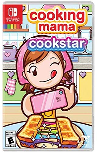 Cooking Mama: Cookstar 2020 - Nintendo Switch