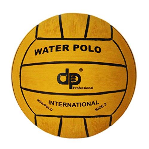 Diapolo pallanuoto Water Polo Ball Size 3–Bambini, Gelb