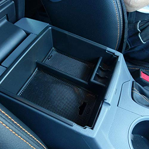 LFOTPP Ranger Handschuhfach Armlehne Aufbewahrungsbox Center Console Armrest Storage Box Innen