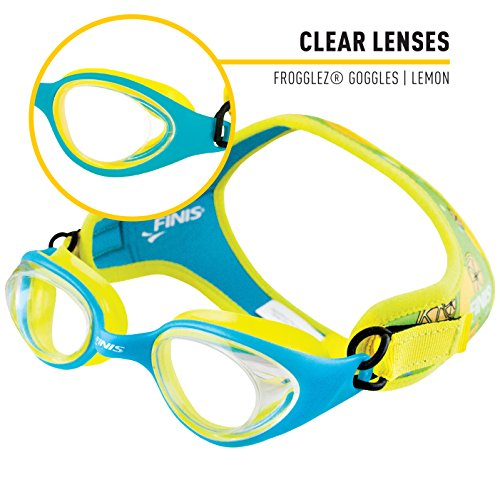 FINIS Frogglez Lemon Goggles