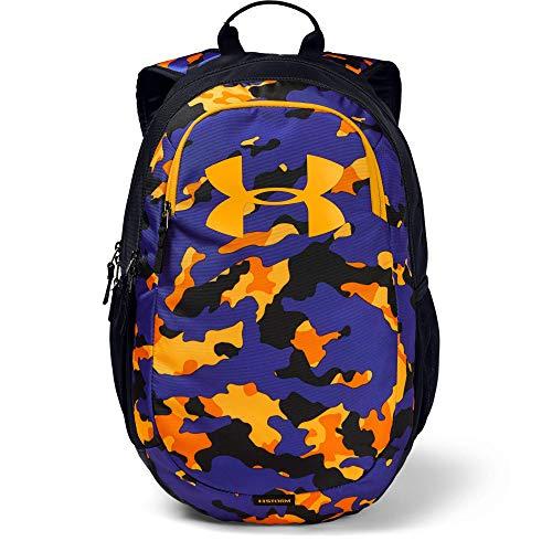 Under Armour Adult Scrimmage Backpack 2.0 , Lunar Orange (880)/Lunar Orange , One Size Fits All
