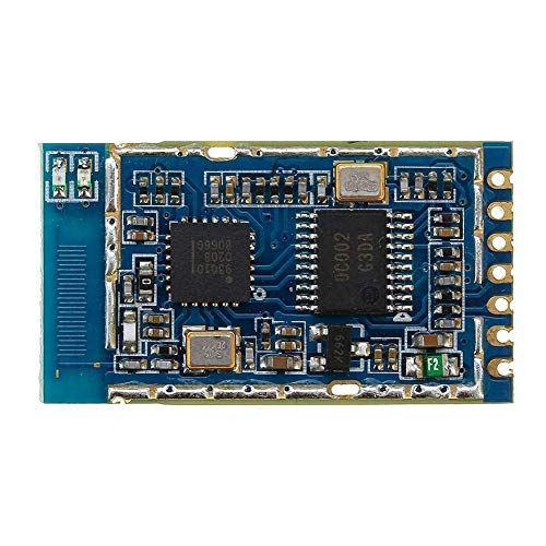 Allamp Power module 2.4GHz Wireless Communication Module UART Serial Port bluetooth 4.0 For Remote Control Smart Home