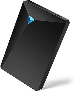 Draagbare HD externe harde schijf 2 tb/500g/320g, USB 3.0 High-speed mobiele back-up opslag, geschikt voor pc, desktopcomp...