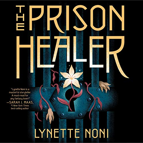 The Prison Healer cover art