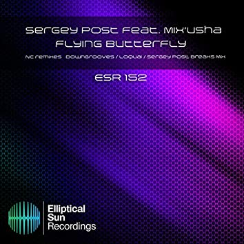 Flying Butterfly (feat. Mix'usha)