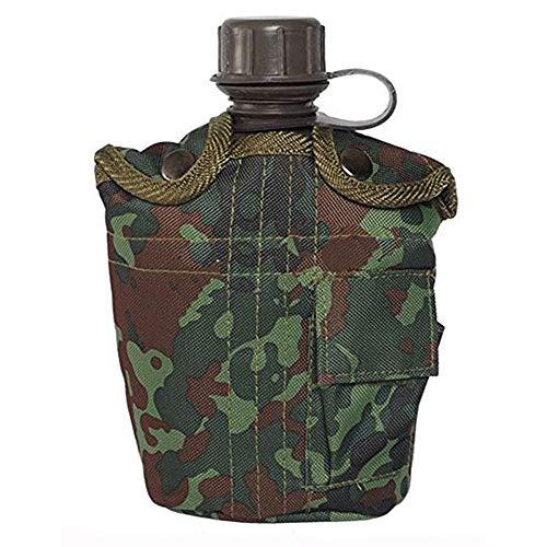Mil-Tec US Feldflasche Imp. Flecktarn Titelbild