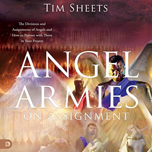 Angel Armies on Assignment Audiobook By Tim Sheets cover art