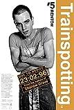 Poster Trainspotting Movie 70 X 45 cm