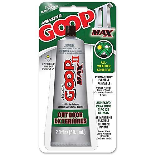 Amazing GOOP II 142100 MAX Adhesive - 2.0 fl. Oz.