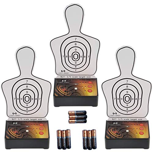 laser ammo target - 1