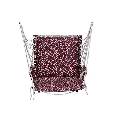 DALL hangmatten hangmat schommelstoel touw opknoping schommel tuin veranda schommelstoel werf