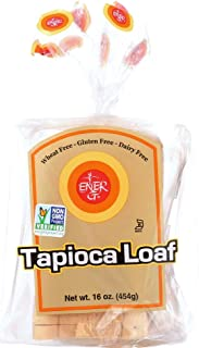 Ener-G Foods (NOT A CASE) Tapioca Loaf Gluten Free Wheat Free