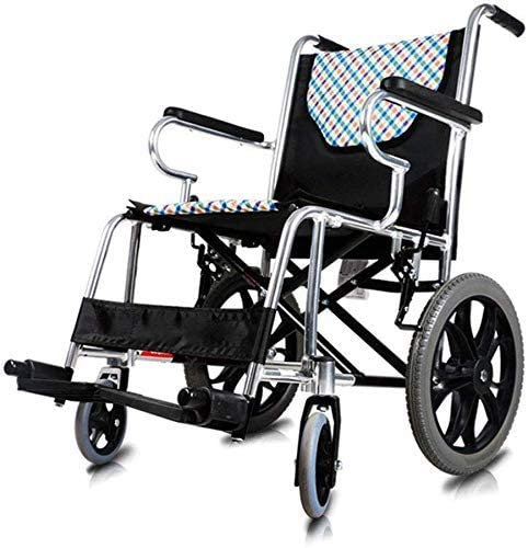 ZKAIAI Wheelchair,Elderly Care Wheelchairs Aluminum Alloy Fold All stores Max 58% OFF are sold