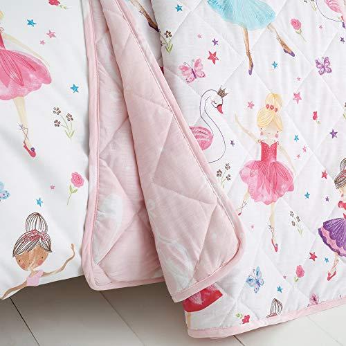 Wendbare Kinderbettdecke - Bedruckt mit...