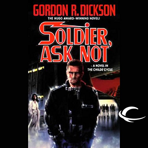 Soldier, Ask Not cover art