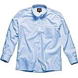 Dickies, camicia da uomo Oxford, Blu, SH64200 BU 16+