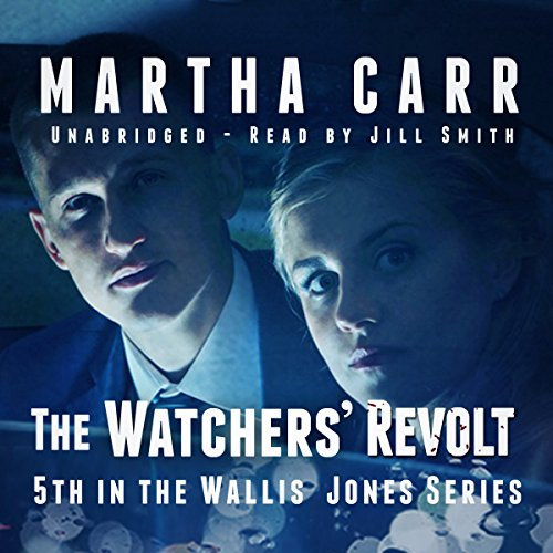 Couverture de The Watchers' Revolt