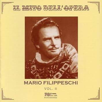 Il mito dell'opera: Filippeschi, Mario, Vol. 2 (1950-1957)