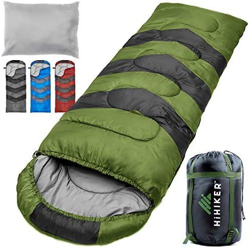 Top 10 Best backpacking sleeping bag Reviews