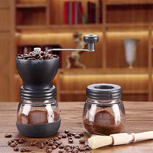 Bureau Moulin à café corps entier lavable main secouer moulin à café moulin à café moulin à café manuel moulin à café Graines de noix