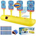 2-Pack Blasland NERF Gun Shooting Target Set with Electronic Scoring